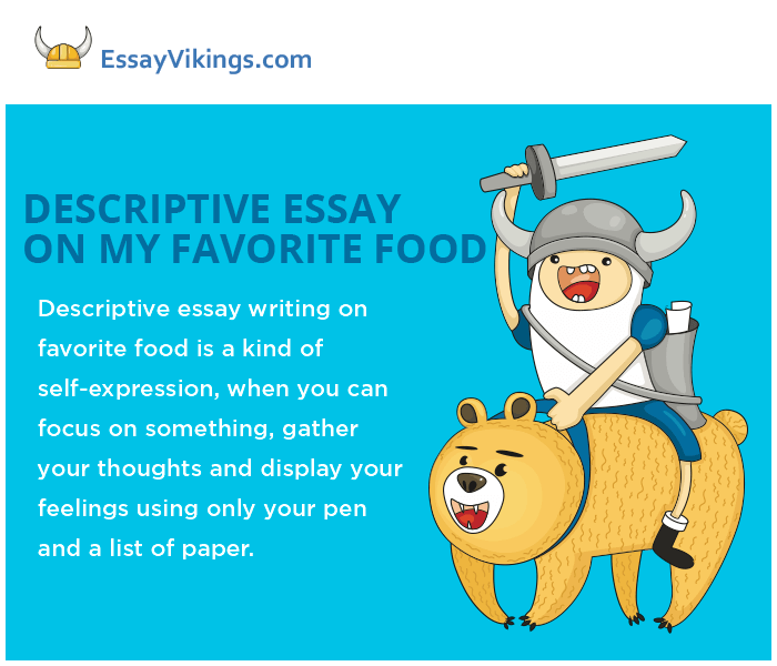 Research Essay Thesis Statement Example Writing An Essay About Favorite Food  Its Easy Sample Essay With Thesis Statement also Narrative Essay Examples For High School Descriptive Essay About My Favorite Food  Essayvikingscom How To Write A Thesis Essay